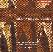 Album artwork for Holst, Vaughan Williams: British Wind Band Classic