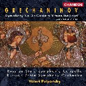 Album artwork for Grechaninov: Symphony No. 3