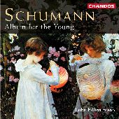 Album artwork for Schumann: Album for the Young