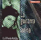 Album artwork for La Guitarra Latina