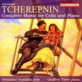 Album artwork for Tcherepnin: Complete Music for Cello & Piano