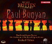 Album artwork for Britten: Paul Bunyan