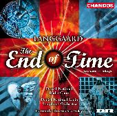 Album artwork for Langgaard: The End of Time
