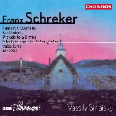 Album artwork for Schreker: Prelude to a Drama, Fantastic Overture
