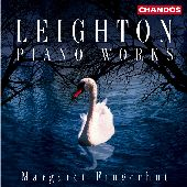 Album artwork for Leighton: Piano Works, Five Studies, etc