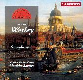 Album artwork for WESLEY - SYMPHONIES