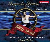 Album artwork for BILLY BUDD