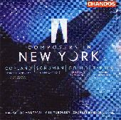 Album artwork for Composers in New York