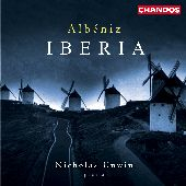 Album artwork for Albeniz: Iberia