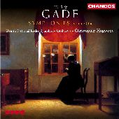 Album artwork for Gade: SYMPHONIES VOLUME 1