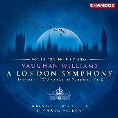 Album artwork for Vaughan Williams: A London Symphony (1913 Vers.)