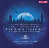 Album artwork for Vaughan Williams: London Symphony (Vinyl)