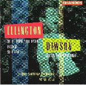 Album artwork for Ellington / Dawson: Orchestral Works / Jarvi