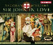Album artwork for SIR JOHN IN LOVE