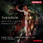 Album artwork for SVENDSEN: SYMPHONIES 1 & 2