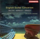 Album artwork for Walton/Berkeley/Arnold: Guitar Concertos