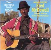 Album artwork for Mississippi Fred MCDowell Sings Blues Spirituals