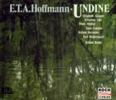 Album artwork for Hoffmann: Undine / Bader