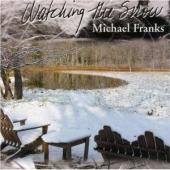 Album artwork for Watching the Snow - Michael Franks