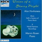 Album artwork for Hovhaness: Vision Of A Starry Night