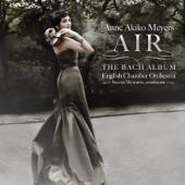 Album artwork for Anne Akiko Meyer - Air The Bach Album