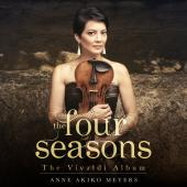 Album artwork for The Four Seasons: The Vivaldi Album / Meyers