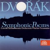 Album artwork for Dvorak - Symphonic Poems (Neumann, Czech Phil)