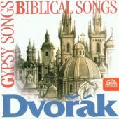 Album artwork for Dvorak: GYPSY SONGS, BIBLICAL SONGS