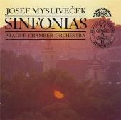 Album artwork for Myslivecek: SINFONIAS
