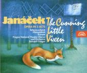 Album artwork for JANACEK: CUNNING LITTLE VIXEN