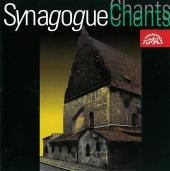 Album artwork for SYNAGOGALNI ZPEVY/SYNAGOGUE CHANTS