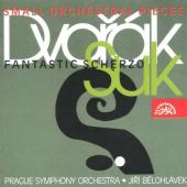 Album artwork for Dvorak: Festive March, Suk: Fantasic Scherzo