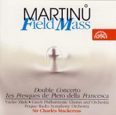 Album artwork for Martinu: Field Mass (Mackerras)