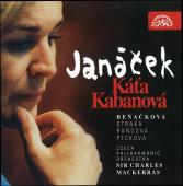 Album artwork for Janacek: Kata Kabanova / Benackova, Mackerras