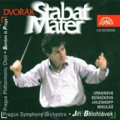 Album artwork for Dvorak: Stabat Mater / Prague Symphony