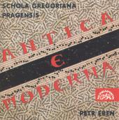 Album artwork for ANTICA E MODERNA