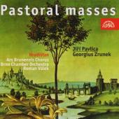Album artwork for Zrunek, Pavlica: PASTORAL MASSES / Hradistan
