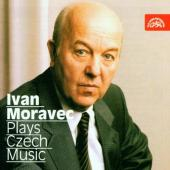 Album artwork for IVAN MORAVEC PLAYS CZECH MUSIC