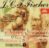 Album artwork for J.C.F. Fischer: Sacred Music / Musica Florea