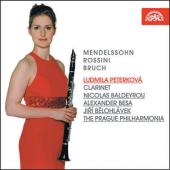 Album artwork for MENDELSSOHN-ROSSINI-BRUCH