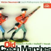 Album artwork for Czech Philharmonic Orchestra: Old Czech Marches