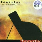 Album artwork for FOERSTER: COMPLETE PIANO TRIOS