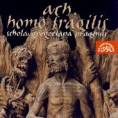 Album artwork for ACH, HOMO FRAGILIS