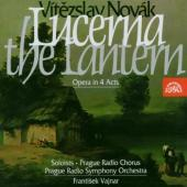 Album artwork for NOVAK: LUCERNA/ THE LANTERN