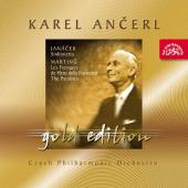 Album artwork for Ancerl Gold Edition 24 - Janacek: Sinfonietta, Mar