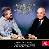 Album artwork for BEETHOVEN - FRANCK - RAVEL