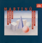 Album artwork for Martinu: Ballets