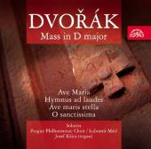 Album artwork for Dvorak: Mass in D Major