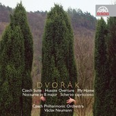 Album artwork for Dvorak: Czech Suite / Hussite Overture / etc.