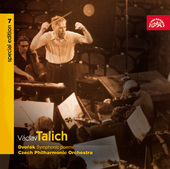 Album artwork for DVORAK: SYMPHONIC POEMS / Talich